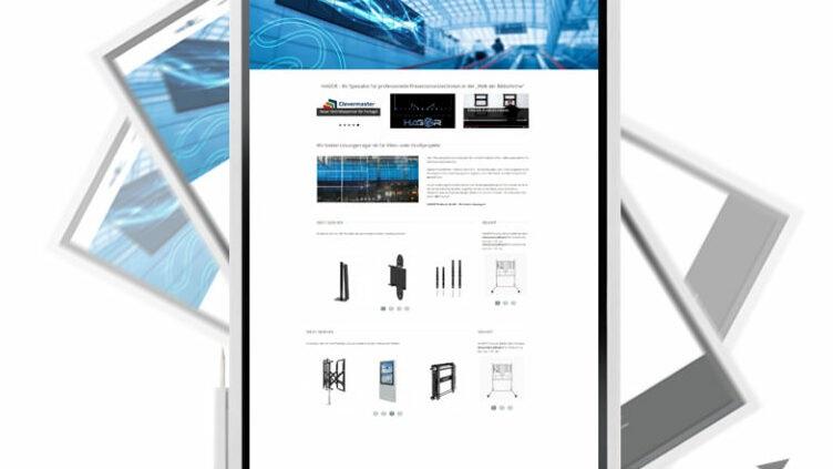 Eine dynamische Wandhalterung für das Samsung Fl!p