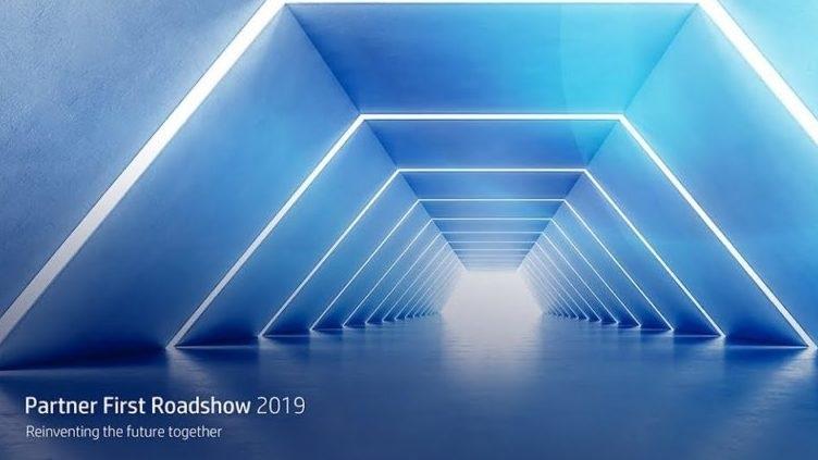 HP Roadshow 2019 in Essen