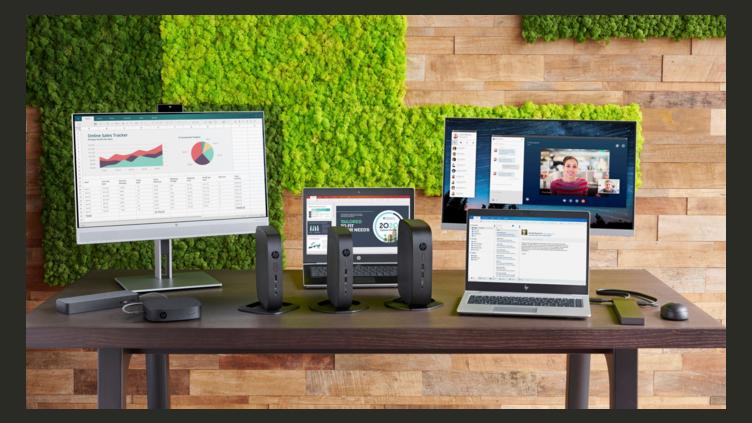 HP bringt neue Thin Clients auf den Markt
