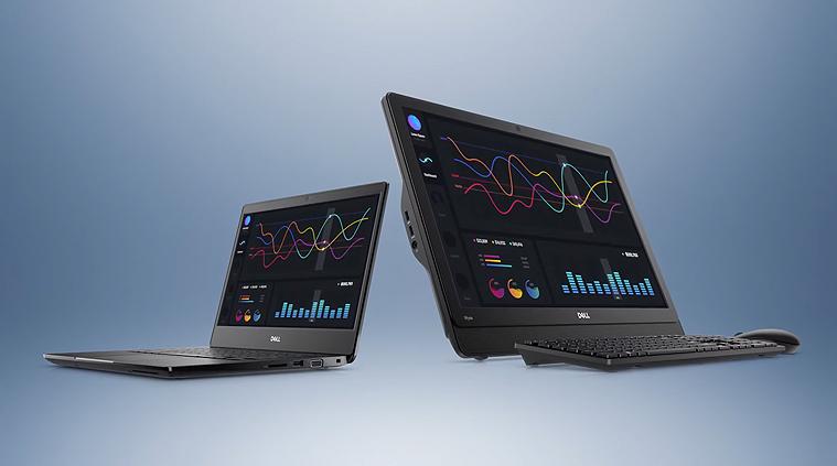 Unterwegs oder am Schreibtisch: Dell macht's möglich!