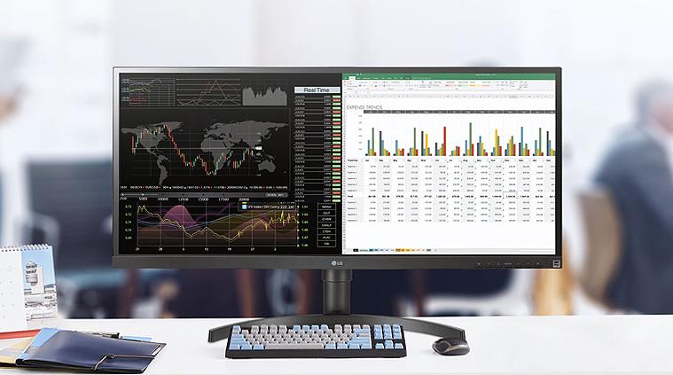 LG präsentiert Neue Cloud-Monitore