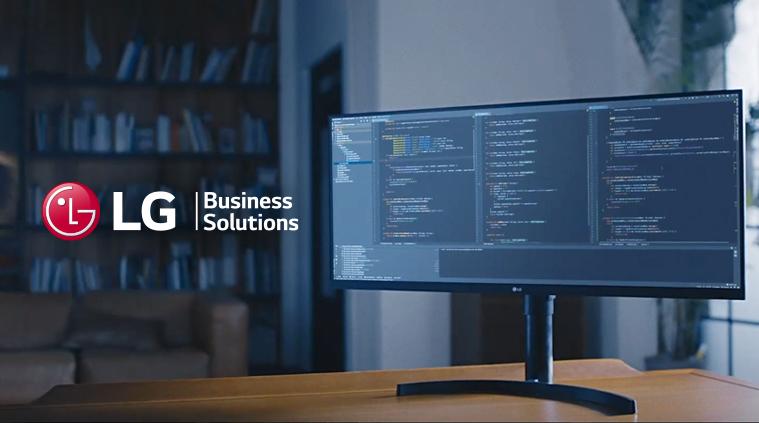 Für jeden Arbeitsplatz – Neue und ergonomische Business-Monitore von LG