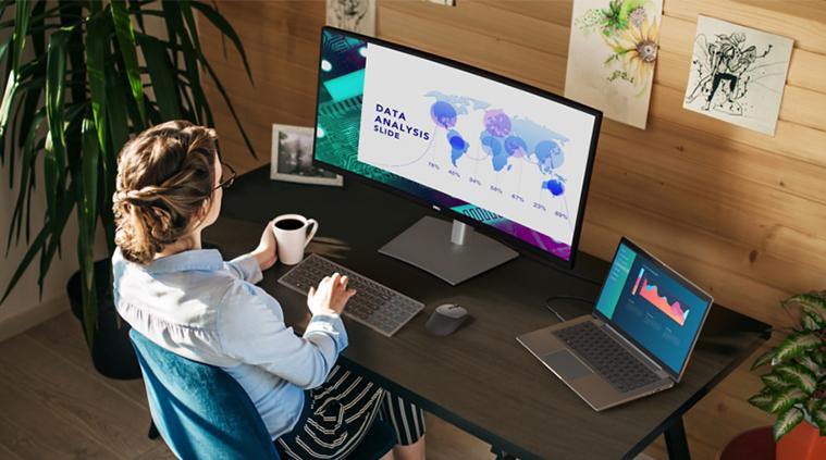 Wie erkenne ich Dell Monitor-Typen?