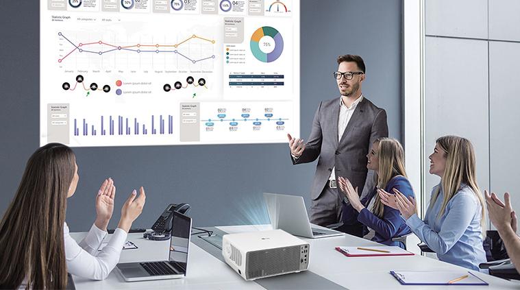 Die neuen ProBeam Business-Projektoren von LG