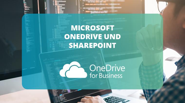 OneDrive und SharePoint als Ersatz für die traditionelle Datenspeicherung