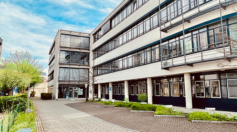 Neuer Firmenstandort in München