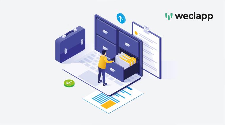 Verwaltung von Benutzern in weclapp